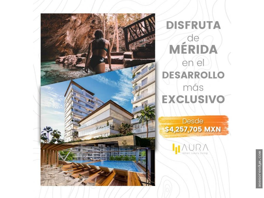 aura smart luxury living merida yuc