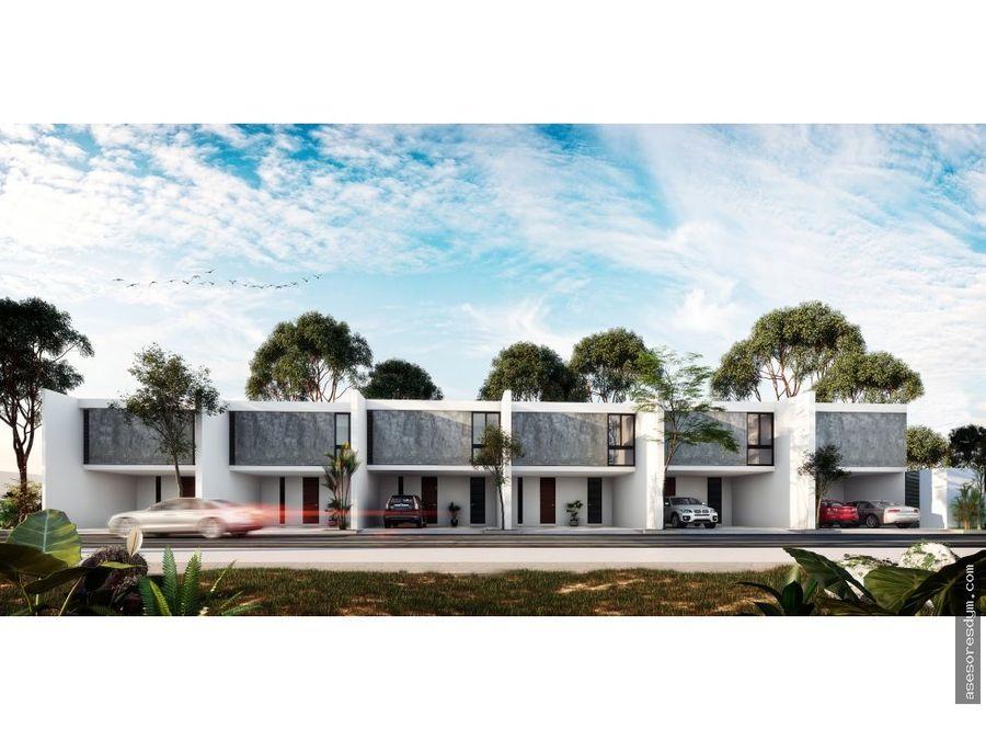 vivienda residencia norva merida