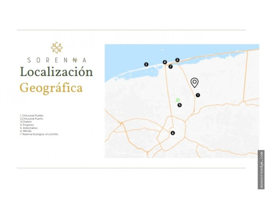 venta de terrenos de inversion semi urbanizados sorenna en progreso