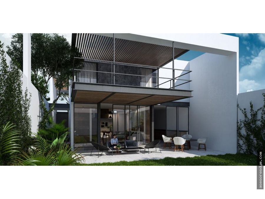 vivienda residencial los gaviones yucatan