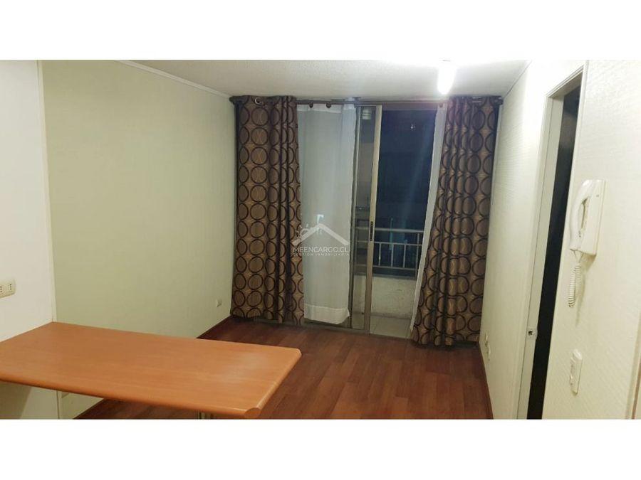 venta departamento en nuble 1 dormitorio