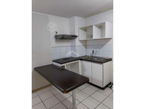 departamento 1 dormitorio metro plaza chacabuco