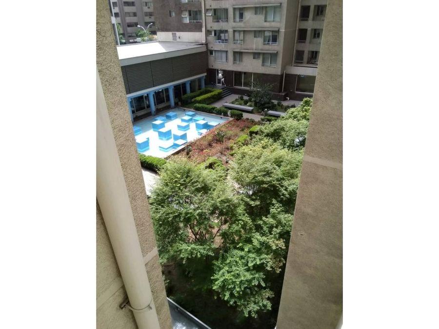 venta departamento tipo estudio en santiago centro