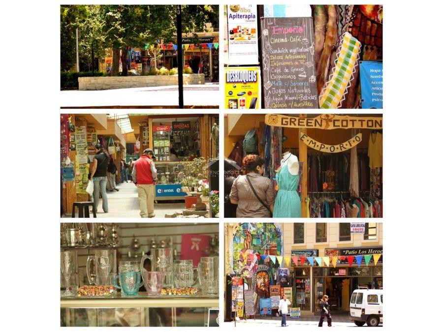 arriendo locales comerciales santiago