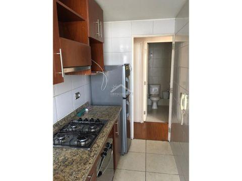 excelente departamento 2 dormitorios a pasos del metro chile espana