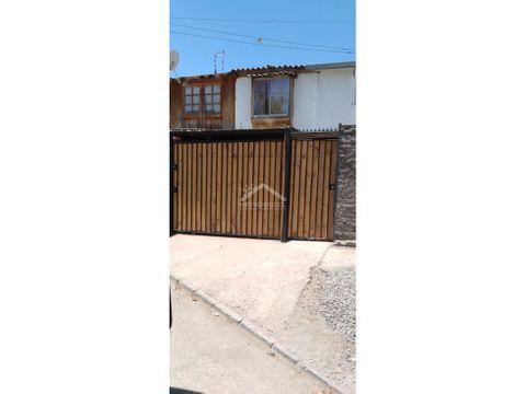 casa en venta en la comuna de san bernardo