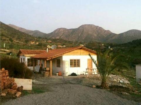 venta hermosa casa en la colina