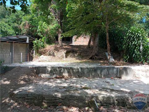 venta de terreno para construccion cerca del centro de cuscatancingo