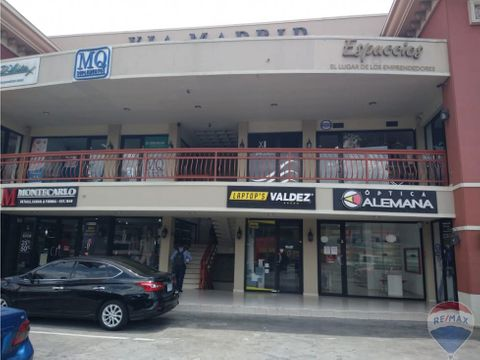 local comercial en alquiler via madrid paseo general escalon