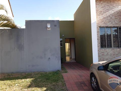 casa nueva en metropolis san gabriel una planta en cluster 2