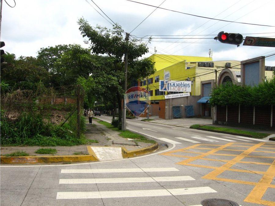 local comercial de 1000m2 en carretera panamericana sta tecla