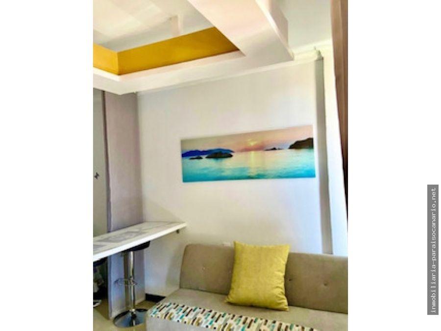 apartamento en venta en el puerto de la cruz