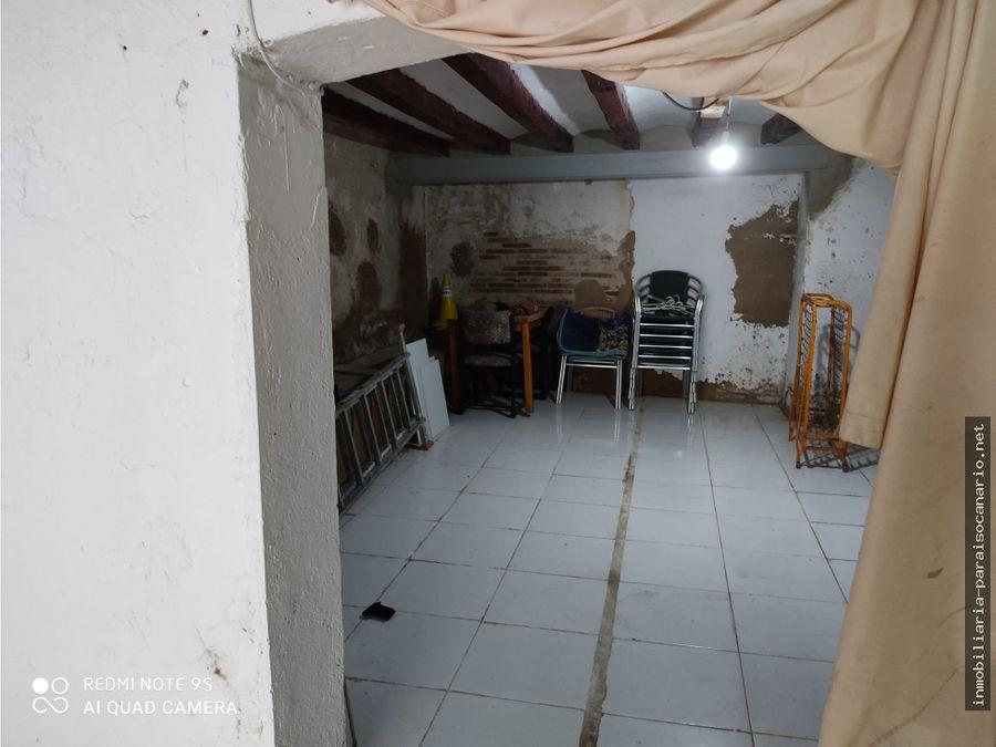 casa en venta en el casco antiguo de cambrils