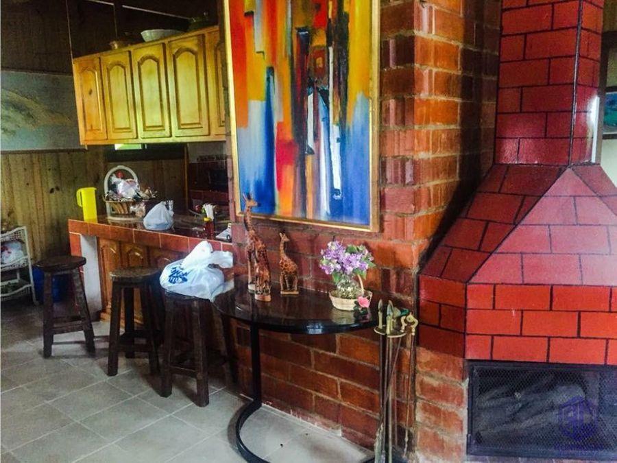 villa en alquiler jarabacoa full amueblada