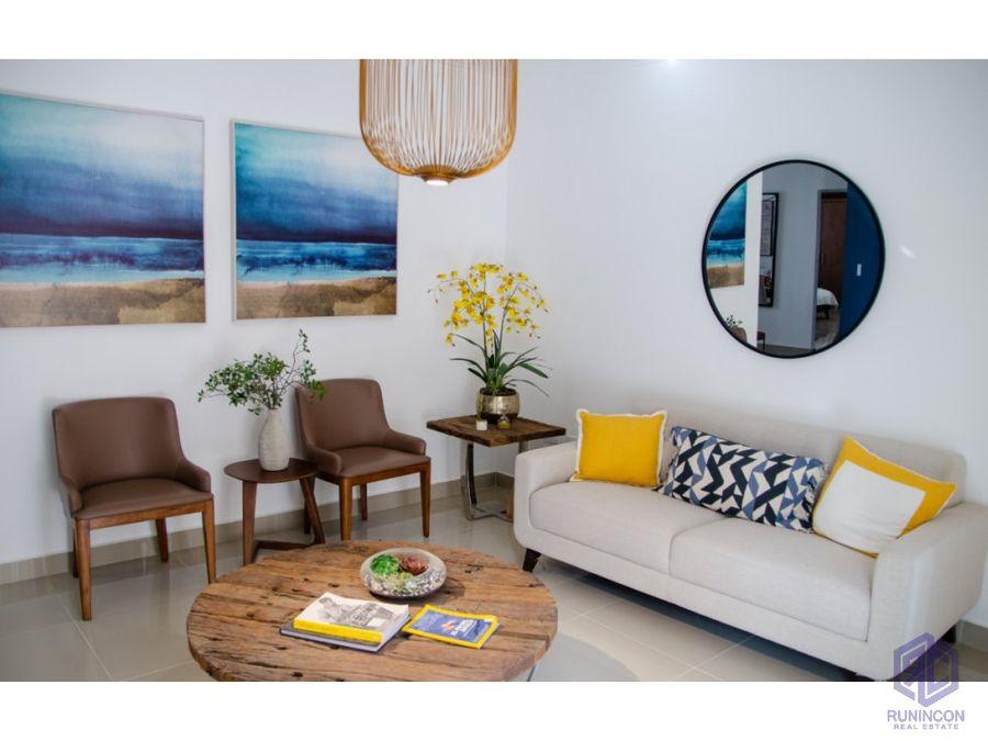 venta de apartamento brisas de las colinas sdo