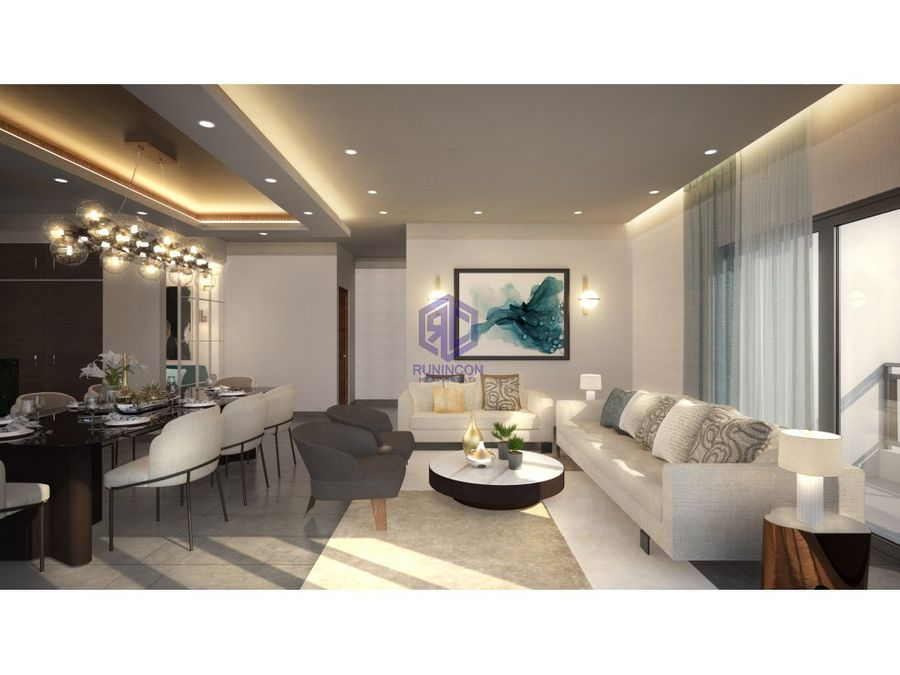 vendo apartamento de lujo 2 hab bella vista