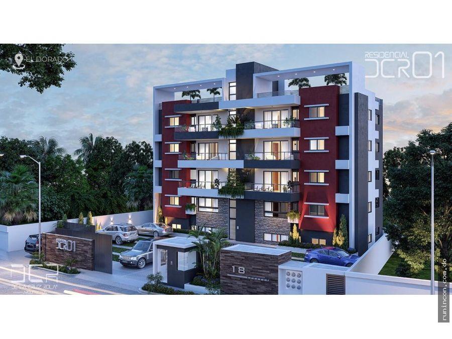 residencial dcr01 apartamentos en maranon
