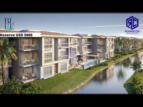 apartamentos blue lake punta cana
