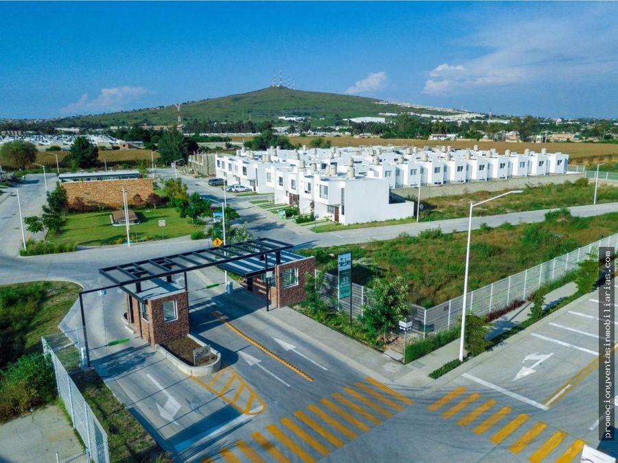 casas en venta a 5 minutos de periferico sur con acceso por 8 de julio