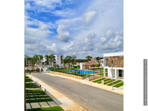 preciosas casas y departamentos a tu alcance en cancun