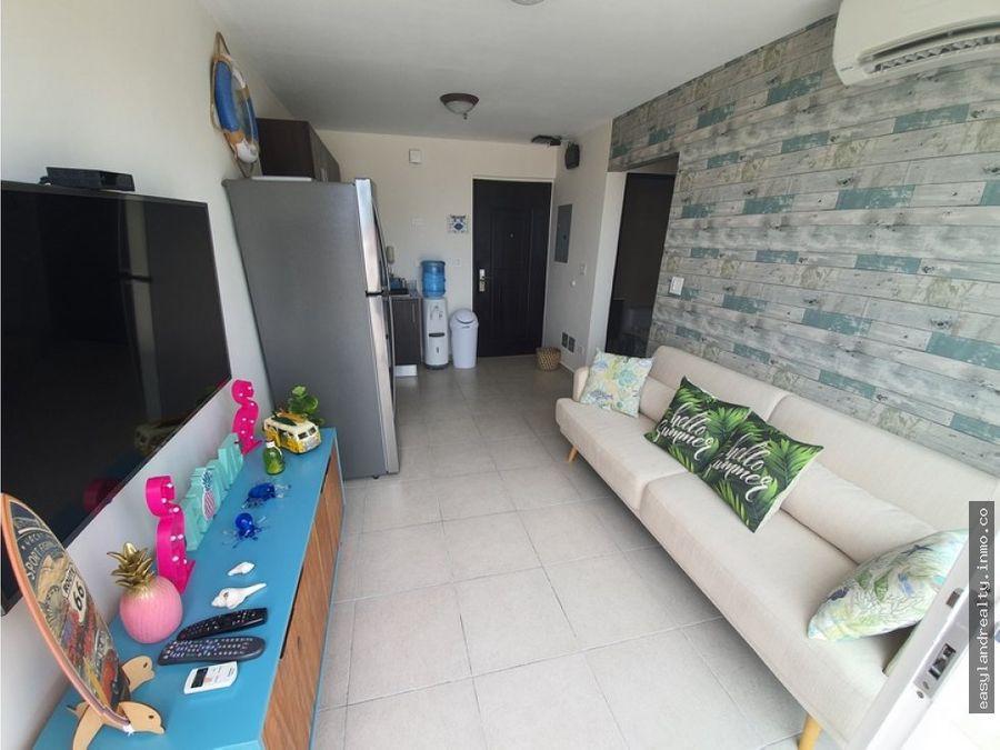 vendo apartamento en playa corona