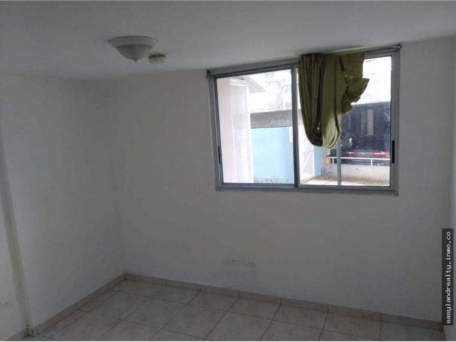 vendo apartamento residencial llano bonito