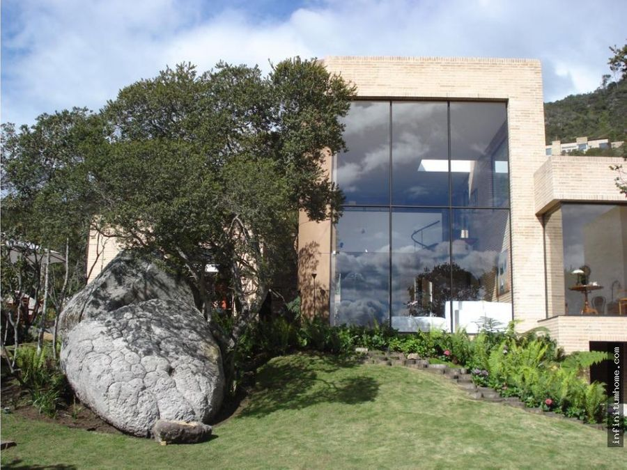 casa campestre en portal de fusca