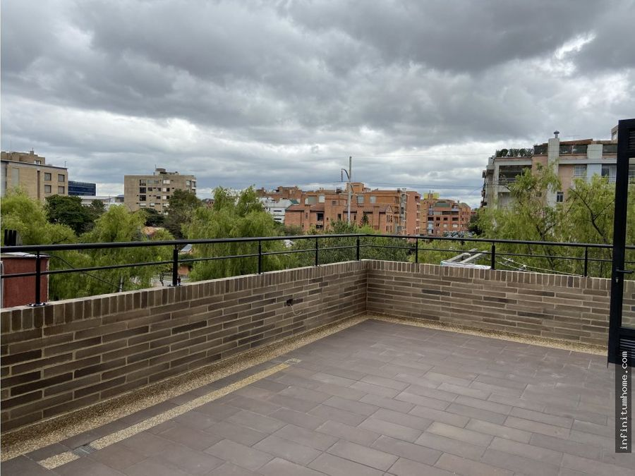 san patricio gran terraza exterior