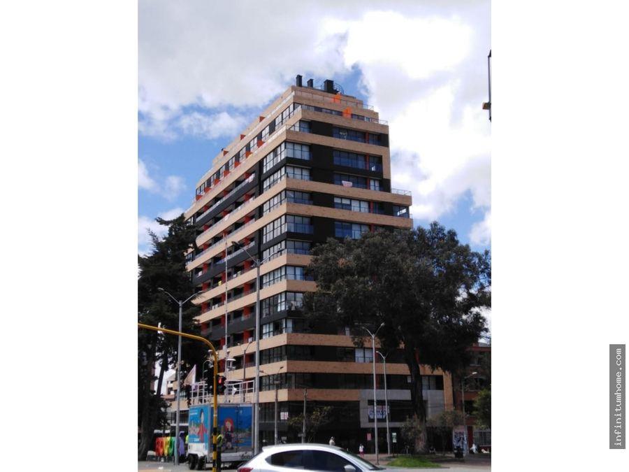 chapinero central moderno apartaestudio