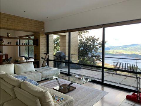 la calera moderna casa campestre