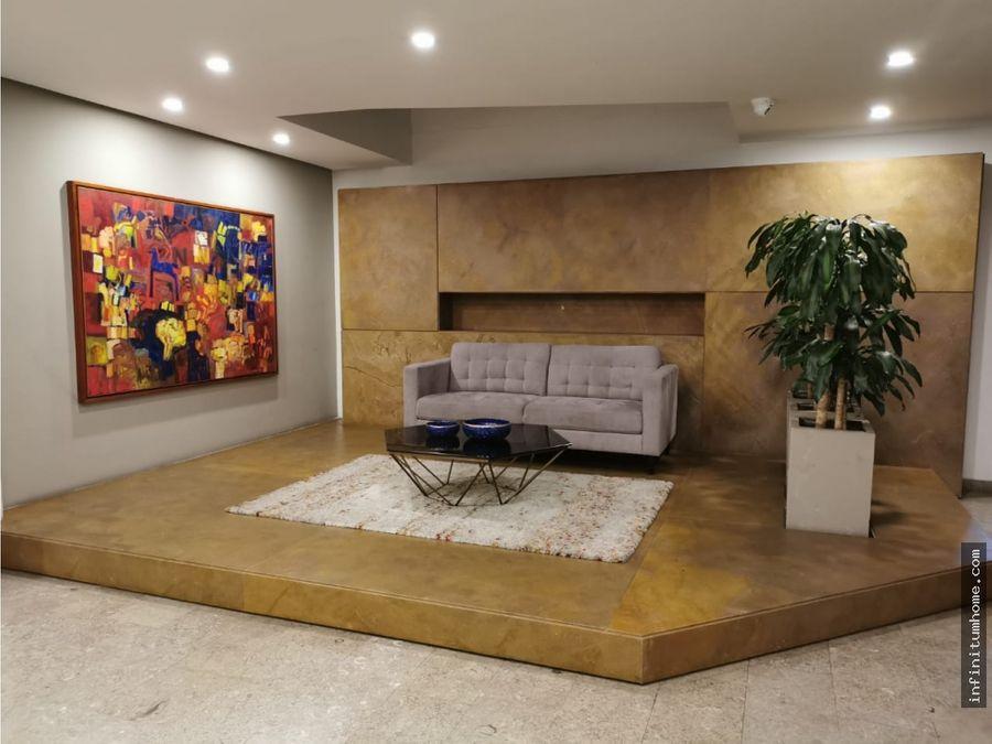 san patricio moderno apartamento