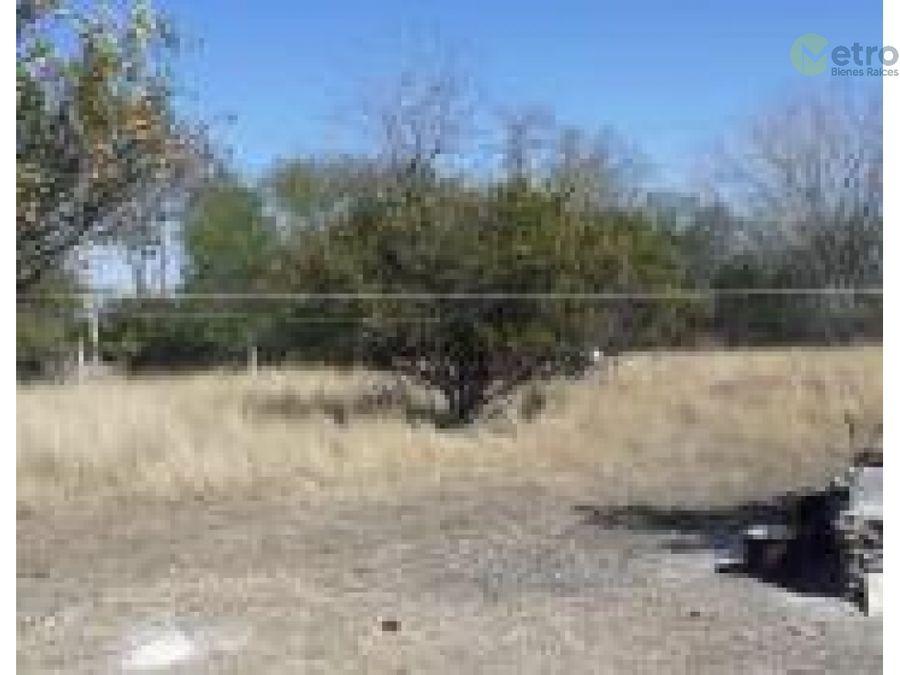 terreno campestre en venta en montemorelos eda