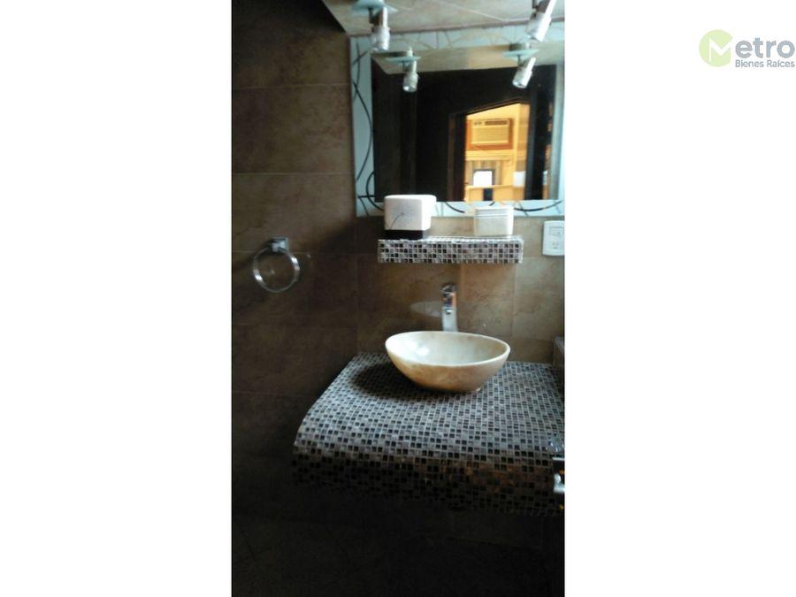 casa en renta amueblada y equipada en cerradas de anahuac nlc