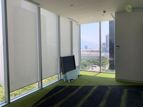 oficinas en renta en valle oriente de 200m2 alf