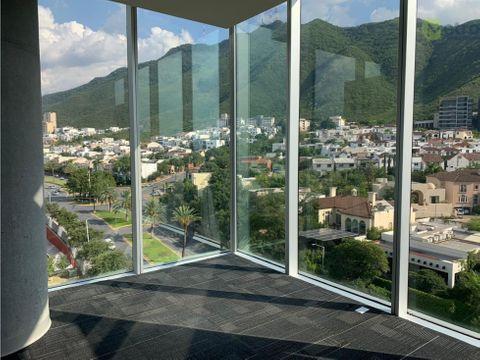 oficinas en renta en valle oriente de 340m2 alf