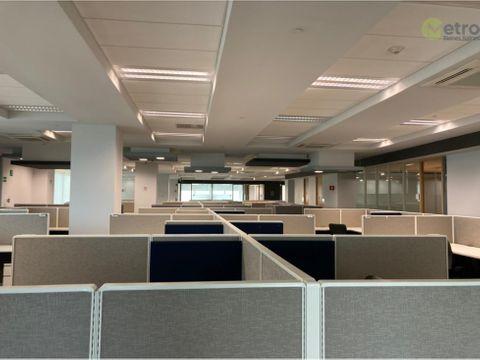 oficinas en renta 1607 mts2 ave boulevard diaz ordaz lsl