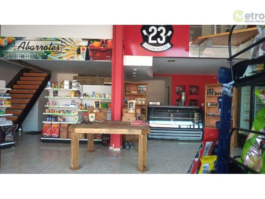 amplio local en san jeronimo de 133 m 2 planta baja en plaza via 01