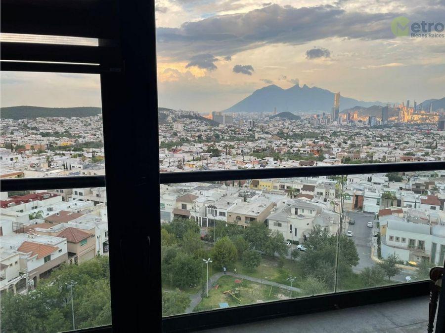departamento en renta en colinas de san jeronimo torre home nlc