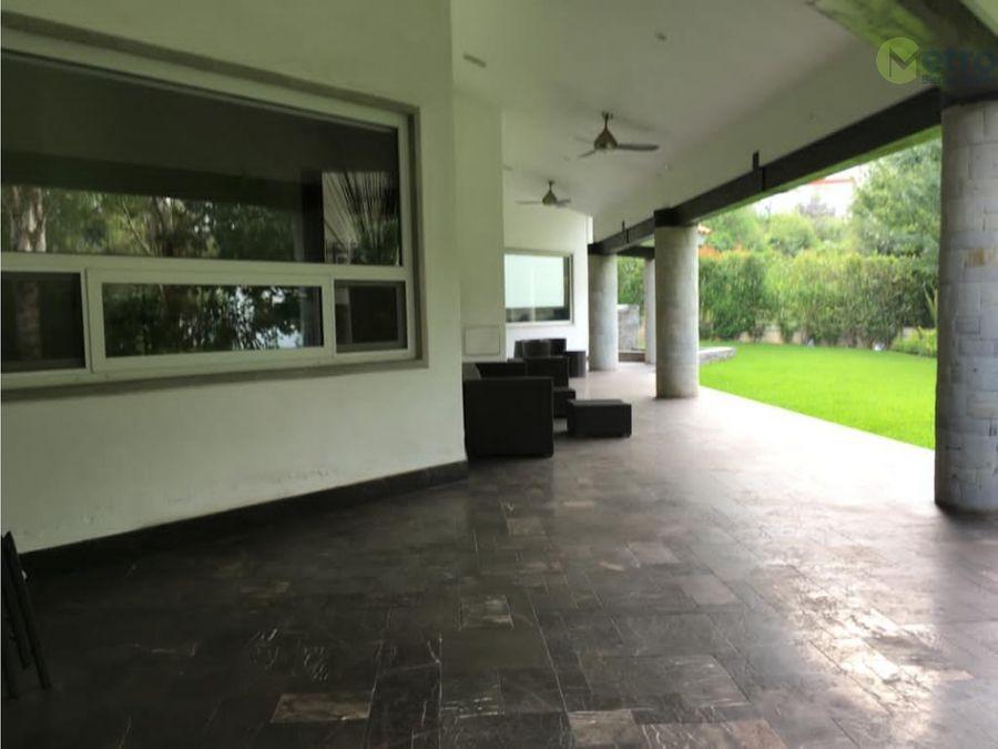 casa en venta club de golf las misiones carretera nacional jpmg