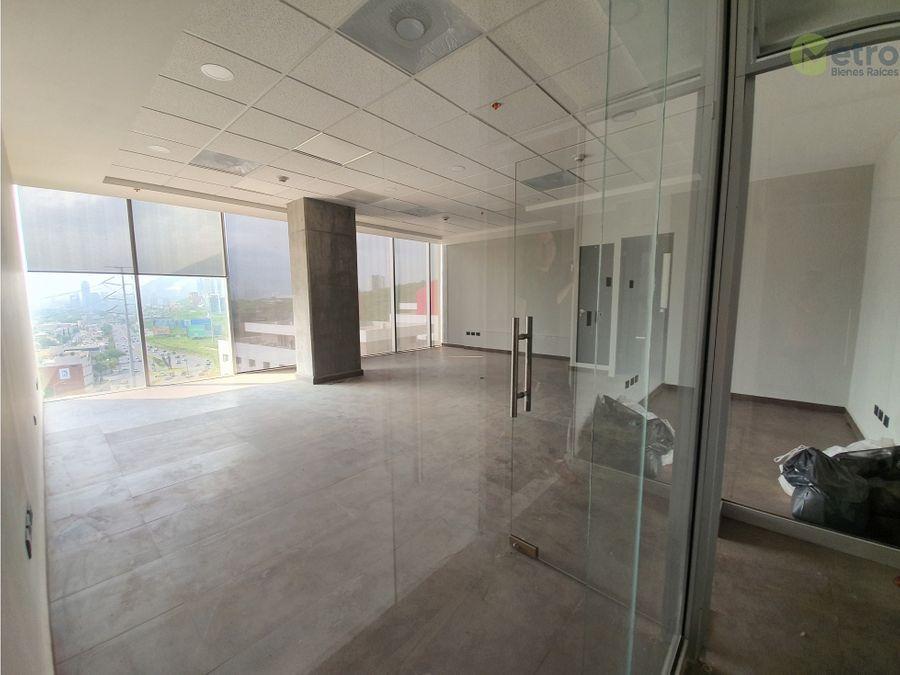 oficina en renta en valle torre aurum gla
