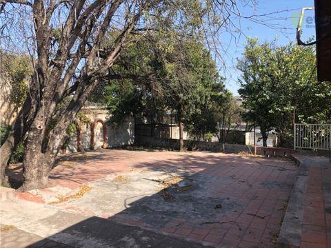 terreno en renta sobre avenida en san nicolas hz