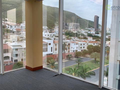 oficinas en renta en valle oriente de 400m2 alf