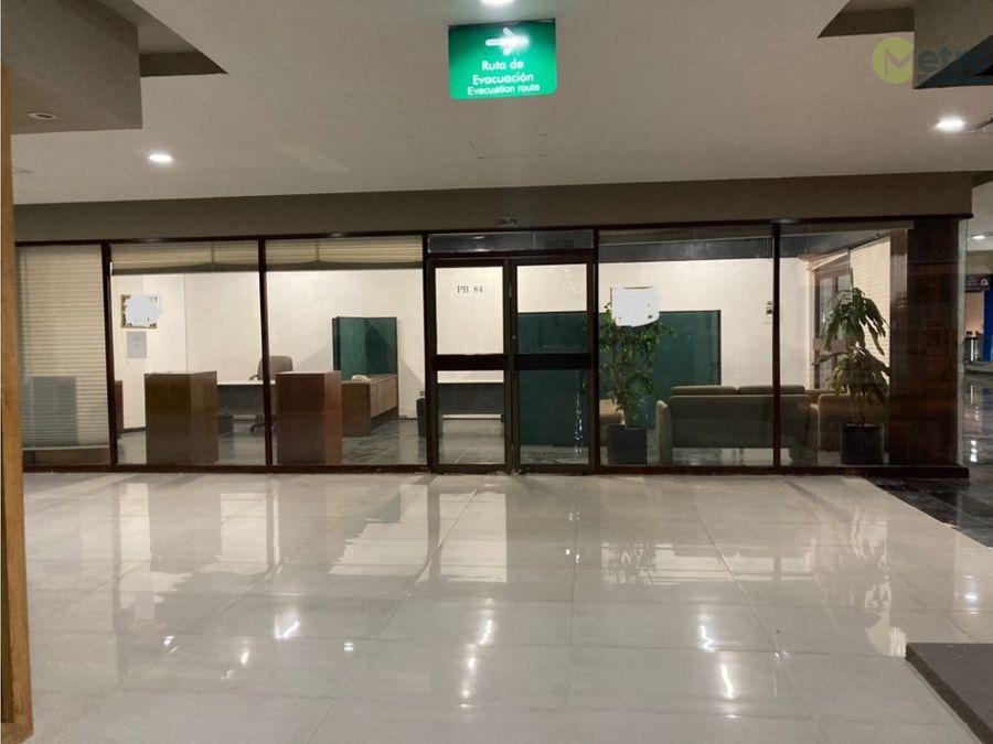 oficina en renta en cintermex fundidora lsl