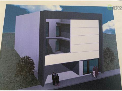 edificio en venta obra gris cplanos por av linda vista mao