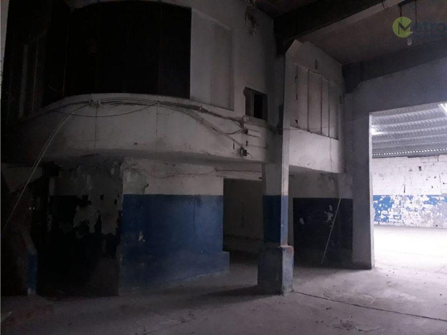 bodega en renta en pleno centro de monterrey mao