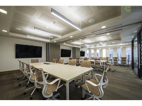 oficinas en renta en valle oriente de 1546m2 alf