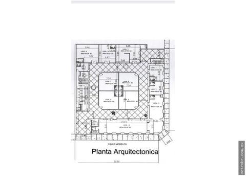 local renta 4927mts2 plaza morelos