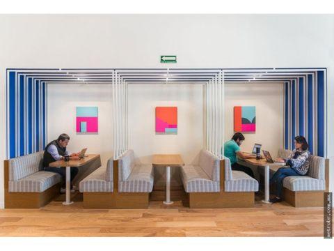 oficinas amuebladas concepto coworking mst