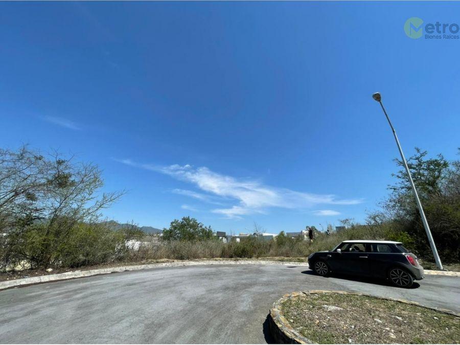 terreno en venta carretera nacional el barrial