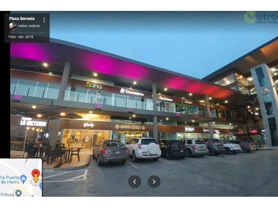 local renta en cumbres de 80 m2 plaza de primer nivel mao